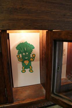 Mailbox 141 Celery