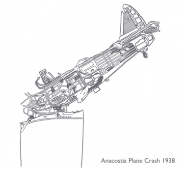 Anacostia Plane Crash 1938