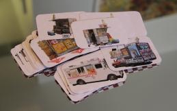 Washington DC 2012 - Photographs created into Card Game