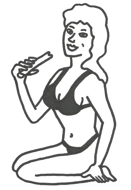 Celery-Lady
