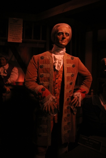 Wax Museum at Natural Bridge - Jefferson