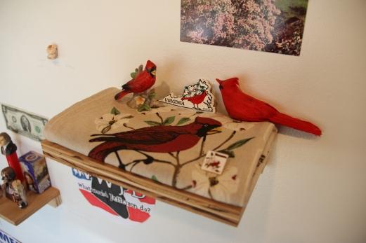 State bird Cardinal