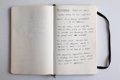 Ononharoia - Ben Kinsley proposal